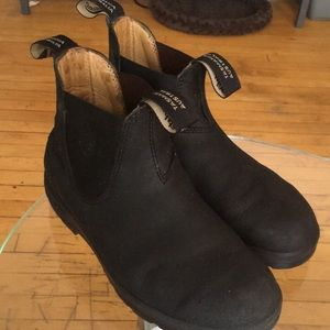 Blundstone 535 Boots - Unfinished leather
